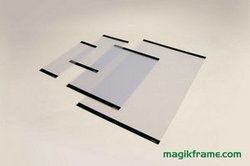 MAGIKFRAME 420x215 12mm   SORT
